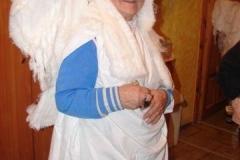 2010-02-09 - Święty Mikołaj u mieszkańców DPS