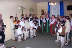 2010-02-09 - Dzień babci i dziadka, występ zespołu Robcusie - 19 stycznia 2010 r