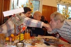 2010-02-09 - spotkanie integracyjne w DPS w Łętowni - 21 października 2009 r