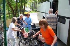 2010-08-15 - czasowa przeprowadzka do Szpitala w Nowym Targu